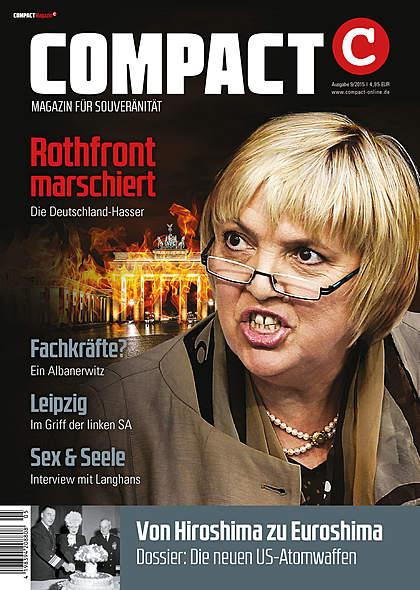 Compact Magazin September 2015 von  | Kopp Verlag