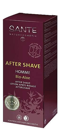 Sante After Shave Homme mit Bio-Aloe - 100ml