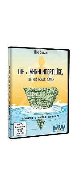 Die Jahrhundertlüge, die nur Insider kennen - DVD von Heiko Schrang | Kopp Verlag