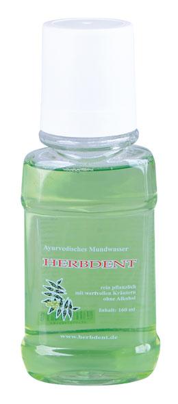 Herbdent Ayurvedisches Mundwasser