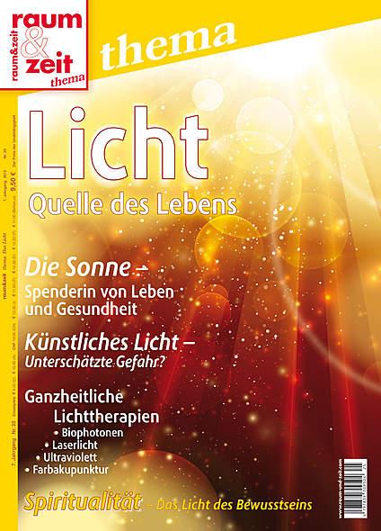 Raum & Zeit Thema: Das Licht