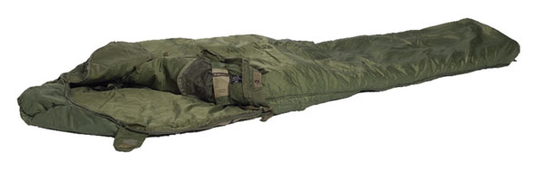 Schlafsack Tactical 5 oliv