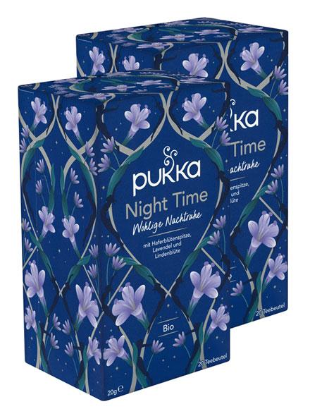 2er Pack Pukka Night Time-Tee