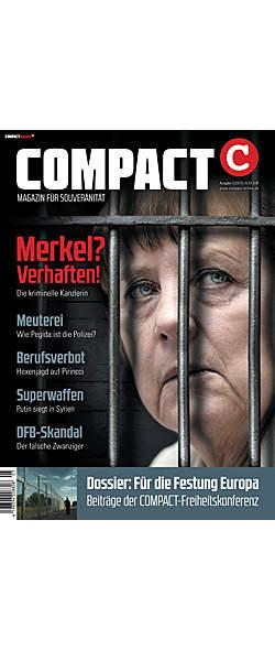 Compact Magazin Dezember 2015 von  | Kopp Verlag