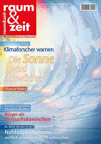 Raum & Zeit Ausgabe Januar/Februar 2016 von  | Kopp Verlag