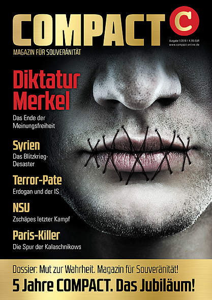 Compact Magazin Ausgabe Januar 2016
