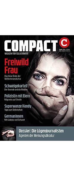 Compact Magazin Februar 2016