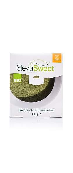 SteviaSweet Biologisches Steviapulver