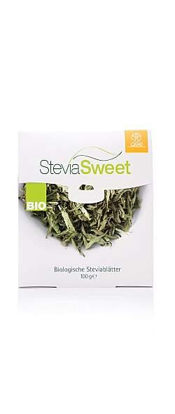 SteviaSweet Biologische Steviablätter