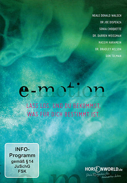 Emotion, 1 DVD