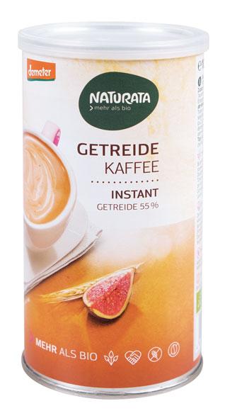 Naturata Getreidekaffee Instant Demeter 100g