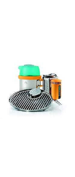BioLite Bundle CampStove Portable Grill & KettlePot, FlexLight - Stromerzeugung von  | Kopp Verlag