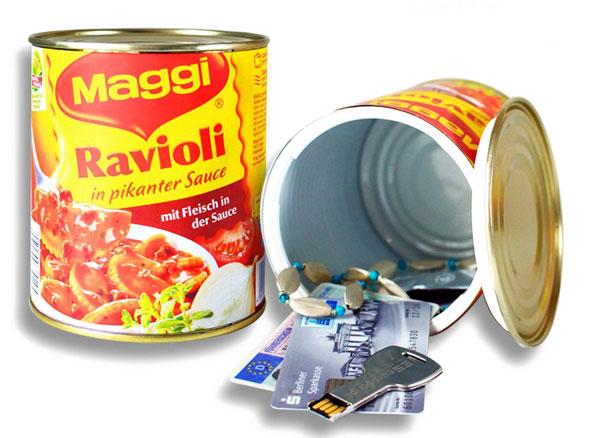 Dosensafe Maggi Ravioli