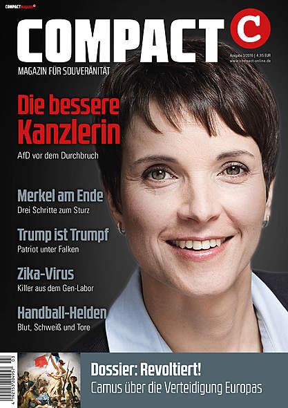 Compact Magazin Ausgabe März 2016
