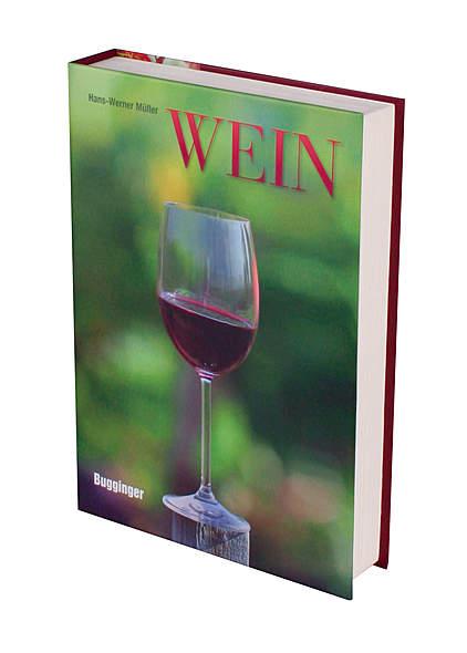 Buchsafe Geldversteck Modell Sachbuch Wein mit echten Papierseiten