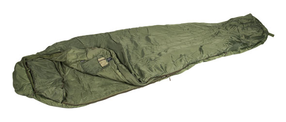 Schlafsack Tactical 4