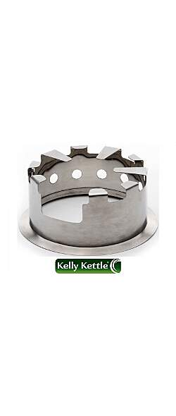 Kelly Kettle Hobo Stove Camping Kochplatte für Kelly Kettle Base Camp