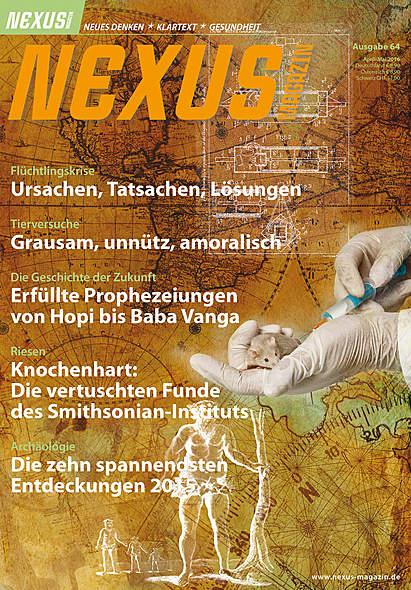 Nexus-Magazin Ausgabe 64 April/Mai 2016