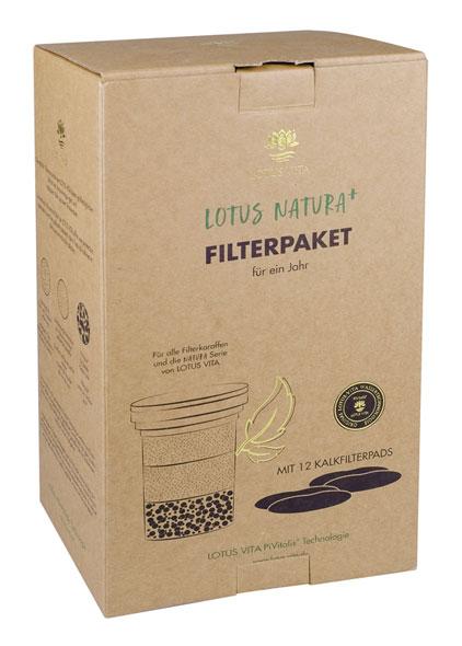 Jahrespaket Lotus One / Esprit Kalk + Ersatzfilter