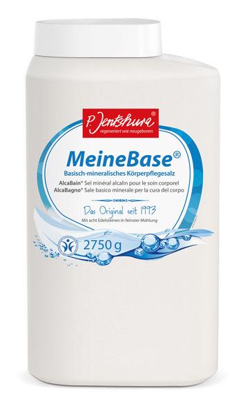Jentschura ®  MeineBasemit 8 Edelsteinen - 2750g - vegan