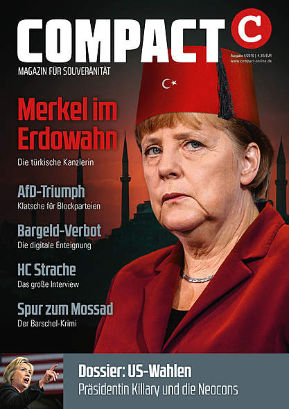 Compact Magazin Ausgabe April 2016
