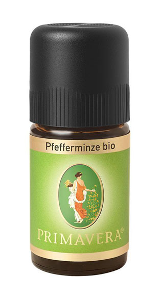 PRIMAVERA® Pfefferminze bio 10 ml