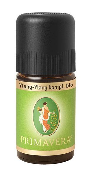PRIMAVERA® Ylang-Ylang kompl. bio 5 ml