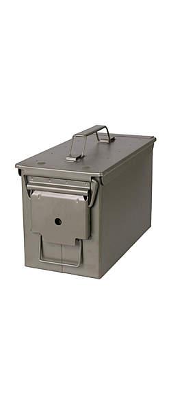 Aufbewahrungsbox - Munitionskiste