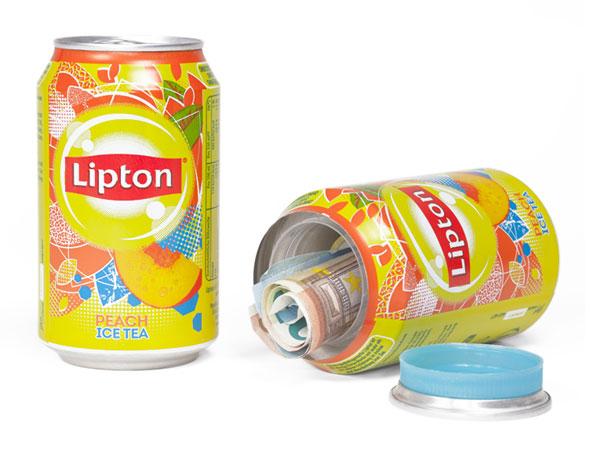Dosensafe Lipton Ice Tea Peach