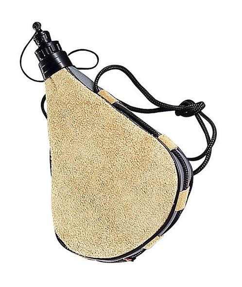 Botas-Feldflasche, Leder - 1 Liter