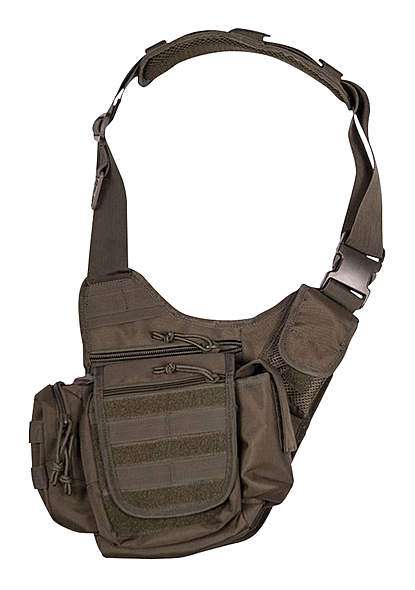 Sling Bag Multifunktion - oliv
