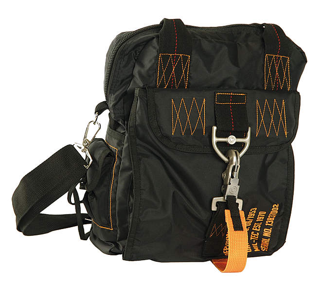 Tragetasche » Deployment Bag 4 « - schwarz