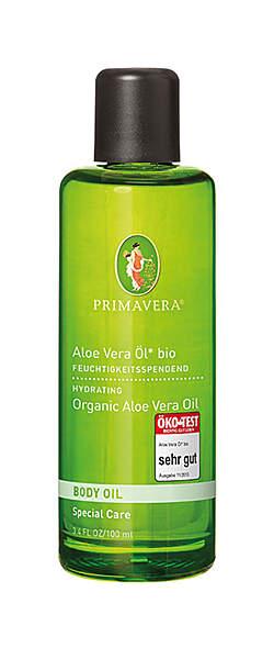 PRIMAVERA® Aloe Vera Öl bio 100 ml von  | Kopp Verlag