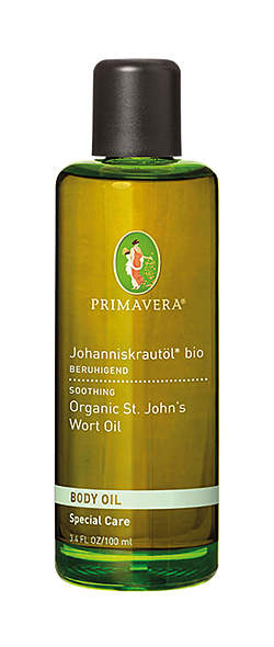 PRIMAVERA® Johanniskrautöl* bio 100 ml