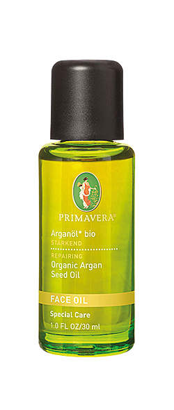 PRIMAVERA® Arganöl* bio 30 ml