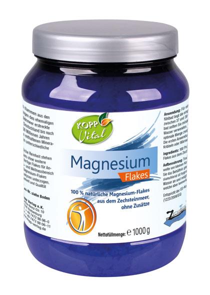 Kopp Vital Magnesium Flakes- vegan