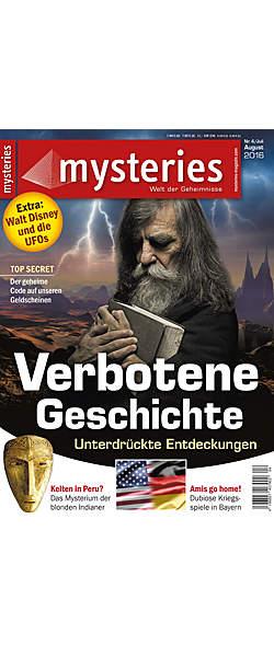mysteries - Ausgabe Juli/August 2016 von  | Kopp Verlag