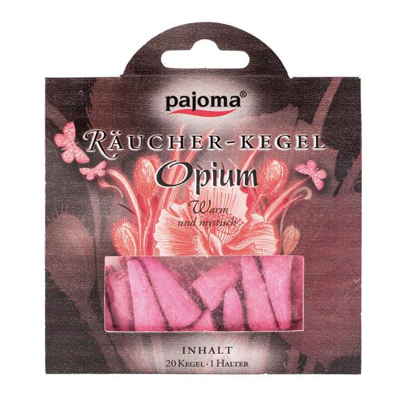 Pajoma Räucher-Kegel Vanille