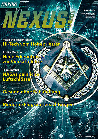 Nexus-Magazin Ausgabe 66 - August/September 2016