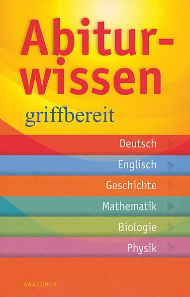 Abiturwissen griffbereit - Mängelartikel