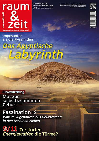 Raum & Zeit Nr. 203 - Ausgabe September/Oktober 2016