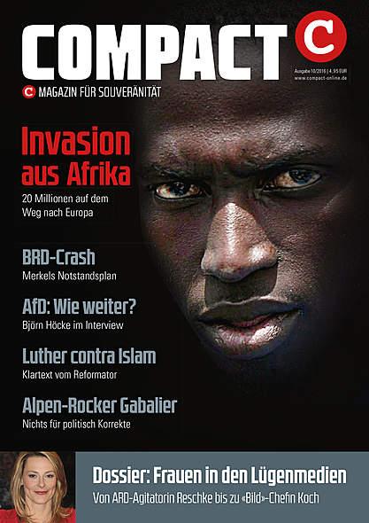 Compact Magazin Oktober 2016 von  | Kopp Verlag