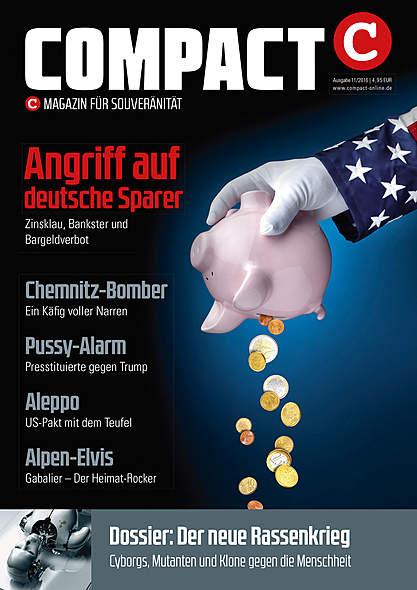 Compact Magazin Ausgabe November 2016