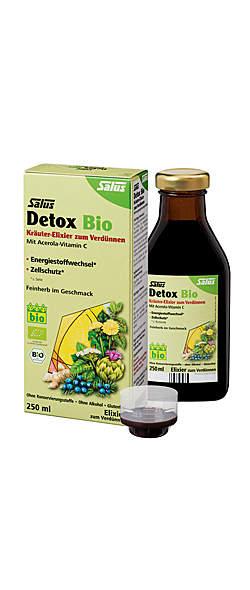 salus detox bio kr uter elixier zum verd nnen 250 ml neu im programm wohlbefinden kopp verlag. Black Bedroom Furniture Sets. Home Design Ideas