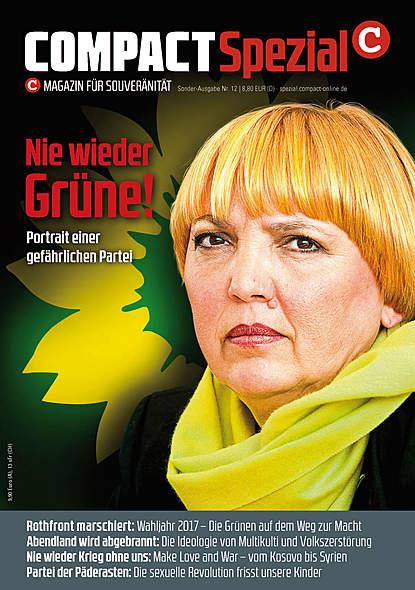 Compact Spezial Nr.12: Nie wieder Grüne!