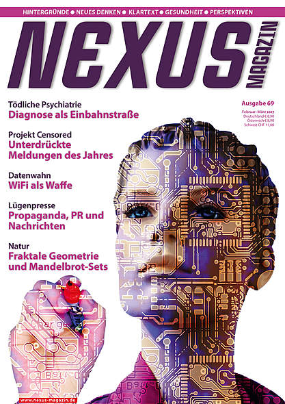 Nexus-Magazin Ausgabe 69 - Februar/März 2017