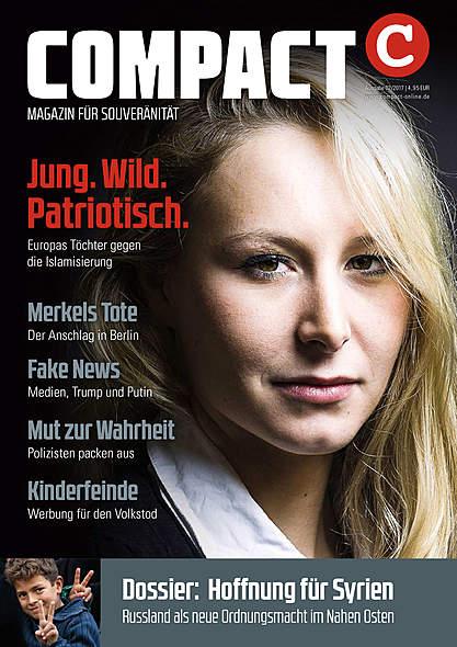Compact Magazin Ausgabe Februar 2017