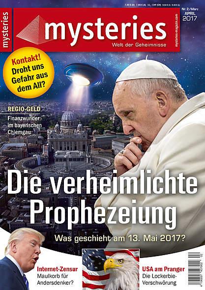 mysteriesAusgabe Nr.2 März/April 2017