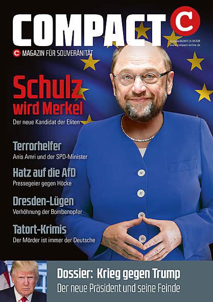 Compact Magazin Ausgabe März 2017