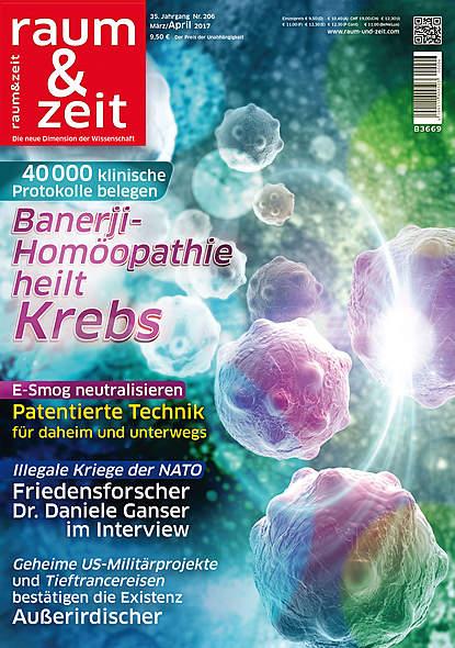Raum & Zeit Nr. 206 Ausgabe März/April 2017